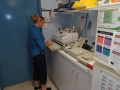 jodie-using-vet-test-machine